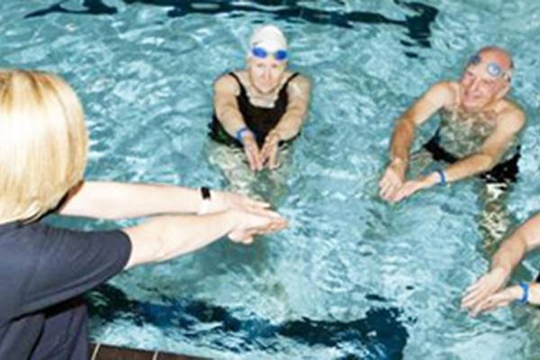 adult swimming boston